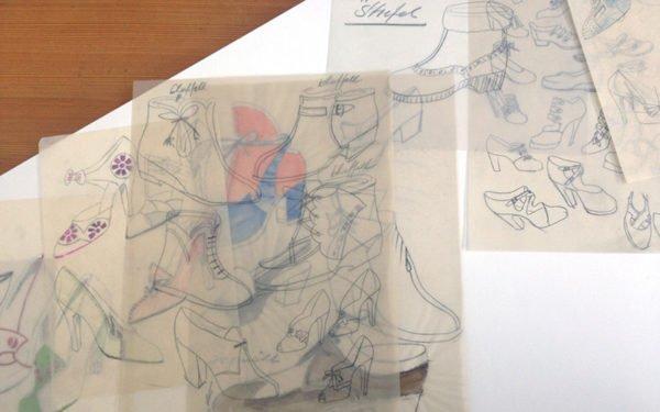 Ausstellung Ballyana Skizzen